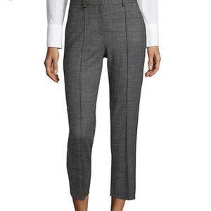 Theory Hartsdale Arnett Wool Ankle Length Pants 0